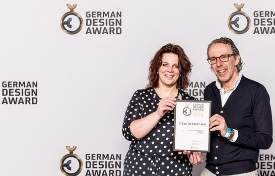 urban iki german design award